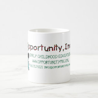 Opportunity, Inc. Mug