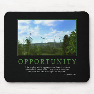 Opportunity Mousepad