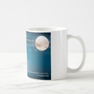 Opportunity Basic White Mug