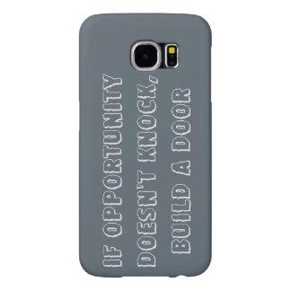 Opportunity! Samsung Galaxy S6 Case Samsung Galaxy S6 Cases