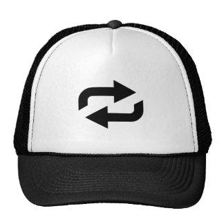 Opposite Arrows Cap