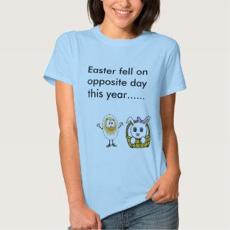 Opposite Easter T Shirt