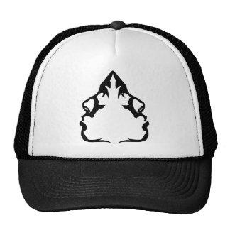 Opposite Face Mesh Hat