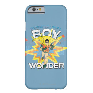 Opposite Of A Girl Barely There iPhone 6 Case