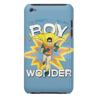 Opposite Of A Girl iPod Touch Cover
