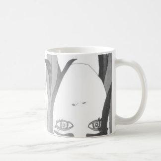 Opposites Basic White Mug