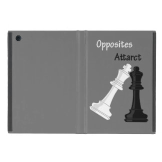 opposits attract case for iPad mini