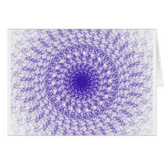 OPTICAL ILUSSION GREETING CARD