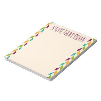 Optical leaves design notepad