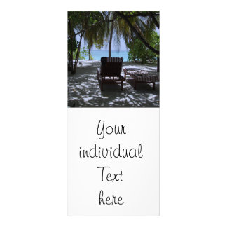 optimal holidays personalized rack card