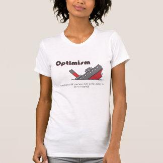 Optimisim Tshirts