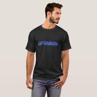 Optimism concept. T-Shirt
