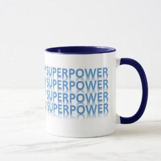 Optimism Is My Superpower Coffee Mug