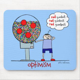 Optimism Mouse Pad