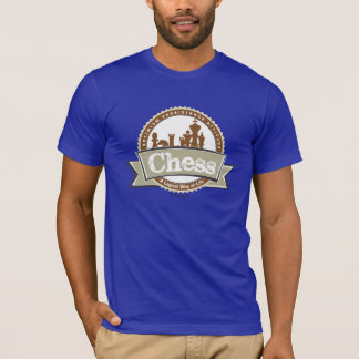 Optimism Persistence Attitude, Chess a Logical way T-Shirt