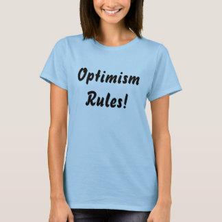 Optimism Rules shirts