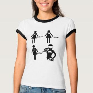 Optimist • Pessimist • Realist • ME!! T Shirt