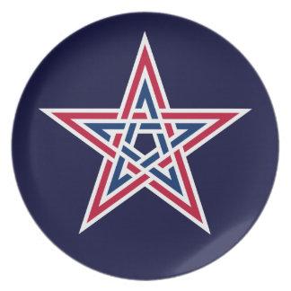 OPUS CHANGEABLE American Pentagram Plate