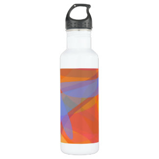 Orange and Other Fruits 710 Ml Water Bottle
