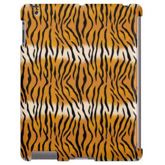 Orange and white Tiger stripes