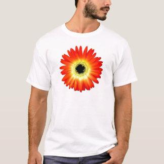 Orange and Yellow Gerbera Daisy T-Shirt