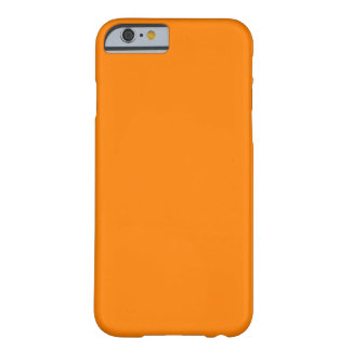 Orange Barely There iPhone 6 Case