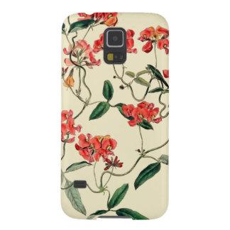 Orange Blossom Galaxy S5 Case