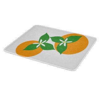 Orange Blossom Cutting Boards