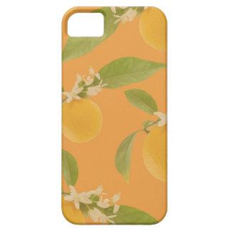Orange Blossom Iphone 6 case iPhone 5 Cover