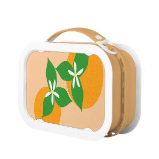 Orange Blossom Lunchbox