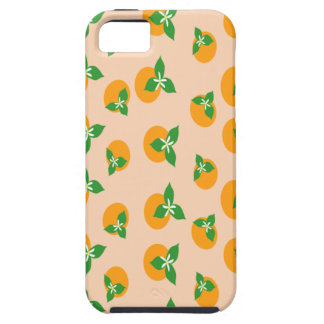 Orange Blossoms iPhone 5 Covers