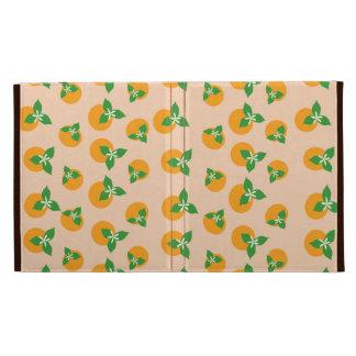 Orange Blossoms iPad Case
