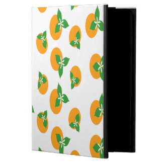 Orange Blossoms iPad Air Case