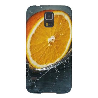 Orange Samsung Galaxy Nexus Covers