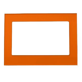 Orange Color Magnetic Photo Frames