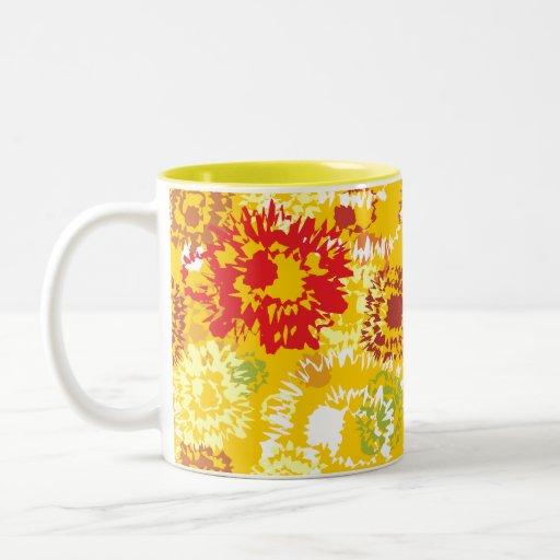 Orange Color Mug