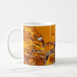 Orange Crush Basic White Mug