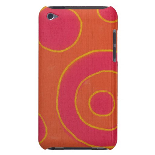 Orange Crush iPod Touch Cover