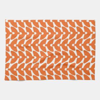 Orange Crush Hand Towels