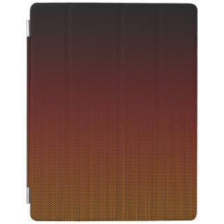 Orange Crush Hex iPad Cover
