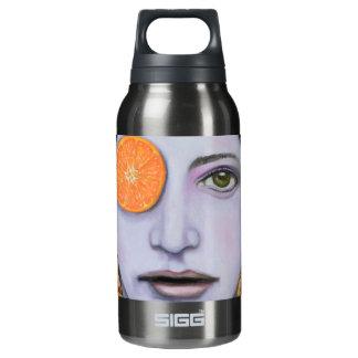 Orange Crush Insulated Water Bottle
