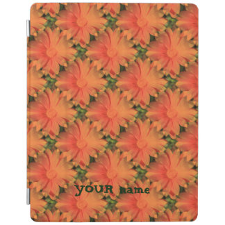 Orange Daisy - iPad Magnetic Cover iPad Cover