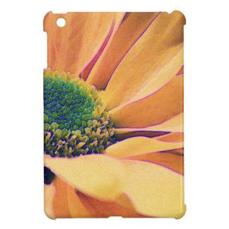 Orange Daisy iPad Mini Cover