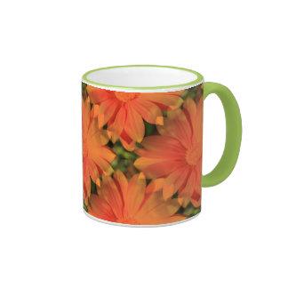 Orange Daisy - Mug