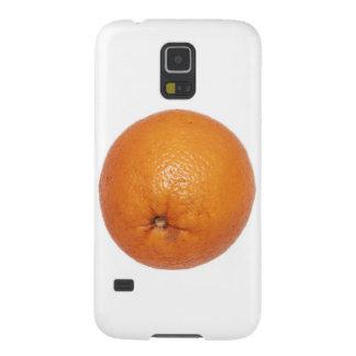 Orange Fruit Galaxy S5 Case
