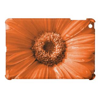 Orange Gerbera Daisy iPad Mini Cases
