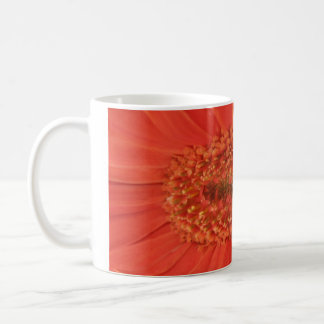 Orange Gerbera Daisy Mug