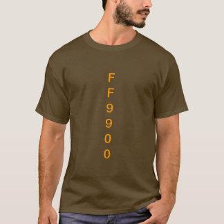 orange html color code FF9900 T-Shirt