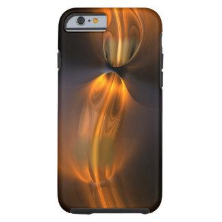 Orange iPhone 6 case Tough Case