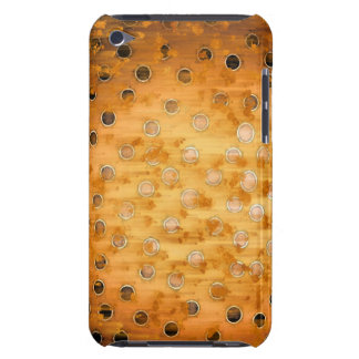 Orange ipod touch case